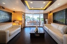 Sunseeker-Motor Yacht 2014-Full Circle Fort Lauderdale-Florida-United States-7 Mid Salon View To Aft-1430524 | Thumbnail