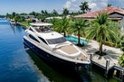 Sunseeker-Motor Yacht 2014-Full Circle Fort Lauderdale-Florida-United States-2 Starboard Aerial View-1430519 | Thumbnail