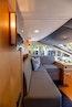 Sunseeker-Motor Yacht 2014-Full Circle Fort Lauderdale-Florida-United States-13 Lower Helm Companion Seating-1430530 | Thumbnail