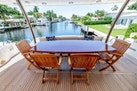 Sunseeker-Motor Yacht 2014-Full Circle Fort Lauderdale-Florida-United States-4 Aft Deck Dining And Seating-1430521 | Thumbnail