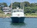 Ocean Yachts-40 Express 2001-Alexa Corinne Long Island-New York-United States-Bow Profile-1470860 | Thumbnail