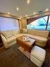 Ocean Yachts-SS 2005-Whiskey & Wine Stuart-Florida-United States-Salon Settee to Port-1434551 | Thumbnail