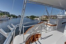 Merritt-Sportfish 2013-III AMIGOS Pompano Beach-Florida-United States-Entrance to Flybridge -1441331 | Thumbnail