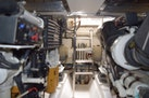 Riviera-Enclosed Flybridge 2007-Magica II Coral Gables-Florida-United States-Engine Room To Stern-1443188 | Thumbnail