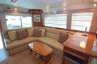 Riviera-Enclosed Flybridge 2007-Magica II Coral Gables-Florida-United States-Salon View From Dinette-1443158 | Thumbnail