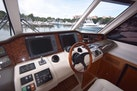 Riviera-Enclosed Flybridge 2007-Magica II Coral Gables-Florida-United States-Helm Overview To STBD-1443150 | Thumbnail