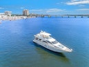 Azimut-Carat 2003-Anchor Management Palm Beach-Florida-United States-Aerial Stbd Bow-1444710 | Thumbnail
