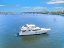 Azimut-Carat 2003-Anchor Management Palm Beach-Florida-United States-Aerial Starboard-1444706 | Thumbnail