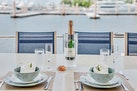 Azimut-Carat 2003-Anchor Management Palm Beach-Florida-United States-Aft Deck Dining II-1444694 | Thumbnail