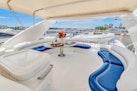 Azimut-Carat 2003-Anchor Management Palm Beach-Florida-United States-FlyBridge Dining View Aft-1444691 | Thumbnail