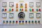 Azimut-Carat 2003-Anchor Management Palm Beach-Florida-United States-Engine Room Main Power Panel I-1444698 | Thumbnail
