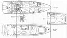 Azimut-Carat 2003-Anchor Management Palm Beach-Florida-United States-Deck Layouts-1445097 | Thumbnail