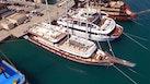 Custom-LZ-140 2009-My Dream Batumi-Georgia-Aerial View at dock-1447599 | Thumbnail