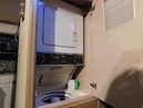 Hatteras-Cockpit MY 1991-Wazup Dock Merritt Island-Florida-United States-Washer and Dryer-1448890 | Thumbnail