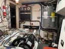 Hatteras-Euro Transom Motor Yacht 1989-Different Drummer II Stuart-Florida-United States-Starboard Engine Room-1450030 | Thumbnail