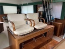 Hatteras-Euro Transom Motor Yacht 1989-Different Drummer II Stuart-Florida-United States-Lower Helm Chairs-1449936 | Thumbnail