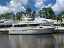 Hatteras-Euro Transom Motor Yacht 1989-Different Drummer II Stuart-Florida-United States-Starboard-1486873 | Thumbnail