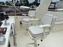 Hatteras-Euro Transom Motor Yacht 1989-Different Drummer II Stuart-Florida-United States-Flybridge Helm Chairs-1450005 | Thumbnail
