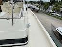 Hatteras-Euro Transom Motor Yacht 1989-Different Drummer II Stuart-Florida-United States-Bridge Side Decks-1450010 | Thumbnail