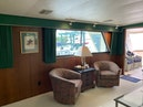 Hatteras-Euro Transom Motor Yacht 1989-Different Drummer II Stuart-Florida-United States-Salon Windows-1449948 | Thumbnail