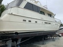 Hatteras-Euro Transom Motor Yacht 1989-Different Drummer II Stuart-Florida-United States-Starboard Aft Hull-1450053 | Thumbnail