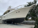 Hatteras-Euro Transom Motor Yacht 1989-Different Drummer II Stuart-Florida-United States-Starboard Bow Hull-1449929 | Thumbnail