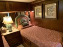 Hatteras-Euro Transom Motor Yacht 1989-Different Drummer II Stuart-Florida-United States-Guest Stateroom Port-1449976 | Thumbnail
