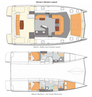 Nova Luxe-Elite 50 IE Hybrid 2021 -Tampa-Florida-United States-ELITE 50 Owners Layout-1451322 | Thumbnail