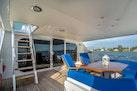 Broward-100 Raised Pilot House 1987-Center Ring Sarasota-Florida-United States-100 Broward RPH  Aft Deck-1462419   Thumbnail