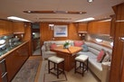 Sunseeker-Predator 2003-Low Profile PALM BEACH-Florida-United States-Main Salon With Settee To Stbd. And Galley To Port-1576346 | Thumbnail