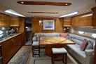 Sunseeker-Predator 2003-Low Profile PALM BEACH-Florida-United States-Main Salon With Extended Table In Center-1576345 | Thumbnail