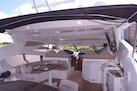 Sunseeker-Predator 2003-Low Profile PALM BEACH-Florida-United States-Aft Deck From Swim Platform-1576384 | Thumbnail