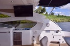 Sunseeker-Predator 2003-Low Profile PALM BEACH-Florida-United States-Aft Deck Flat Screen TV With Ice Maker-1576382 | Thumbnail