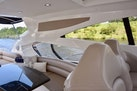 Sunseeker-Predator 2003-Low Profile PALM BEACH-Florida-United States-View To Midship Table From Helm Area-1576377 | Thumbnail