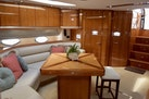 Sunseeker-Predator 2003-Low Profile PALM BEACH-Florida-United States-Main Salon Table Closed From Galley On Port Side-1576341 | Thumbnail