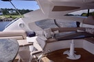 Sunseeker-Predator 2003-Low Profile PALM BEACH-Florida-United States-Aft Table And Midship Table In Cockpit-1576383 | Thumbnail