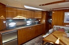 Sunseeker-Predator 2003-Low Profile PALM BEACH-Florida-United States-Galley View From PORT Salon-1576337 | Thumbnail