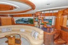 Azimut-Ultimate 2007-DAY DREAMIN Fort Lauderdale-Florida-United States-Salon Port With Interior Stairs To Flybridge-1467626   Thumbnail