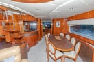Azimut-Ultimate 2007-DAY DREAMIN Fort Lauderdale-Florida-United States-Formal Dining And Stairwell To The Flybridge-1467601   Thumbnail