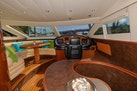 Azimut-Ultimate 2007-DAY DREAMIN Fort Lauderdale-Florida-United States-Lower Helm And Dinette-1467614   Thumbnail