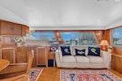 Hatteras-Motor Yacht 1985-Ruffian North Palm Beach-Florida-United States-Salon Settee-1463623 | Thumbnail