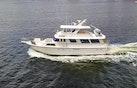 Hatteras-Motor Yacht 1985-Ruffian North Palm Beach-Florida-United States-Ruffian Aerials Pt Underway-1470906 | Thumbnail