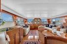Hatteras-Motor Yacht 1985-Ruffian North Palm Beach-Florida-United States-Salon-1463618 | Thumbnail