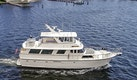 Hatteras-Motor Yacht 1985-Ruffian North Palm Beach-Florida-United States-Ruffian Aerials Stbd Underway-1470908 | Thumbnail