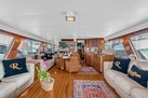 Hatteras-Motor Yacht 1985-Ruffian North Palm Beach-Florida-United States-Main Salon looking Forward-1463627 | Thumbnail