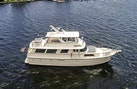 Hatteras-Motor Yacht 1985-Ruffian North Palm Beach-Florida-United States-Ruffian Aerials Stbd-1470909 | Thumbnail