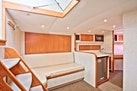 Jarrett Bay-Custom Carolina Express 2004-Main Line Cape May-New Jersey-United States-Cabin Entry and Salon-1470443 | Thumbnail