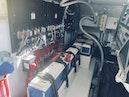 Jarrett Bay-Custom Carolina Express 2004-Main Line Cape May-New Jersey-United States-Engine Room-1470472 | Thumbnail