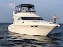 Sea Ray-Sedan Bridge 400 2001-Ms. Trish Orange Beach-Alabama-United States-Starboard Bow Low-1475854 | Thumbnail