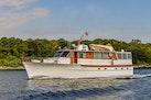 Trumpy-Houseboat 1973-SIRIUS Portsmouth-Rhode Island-United States-Profile-1478578 | Thumbnail